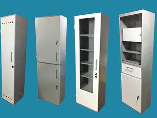 Шкафы металлические , тумбы , сталь+полимерное покрытие !