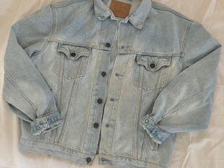 Levis vintage oversize jacket, original. Ultima!
