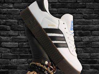 Adidas Samba White Women's