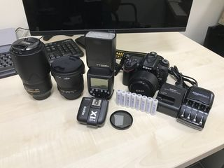Nikon D7100  FULL