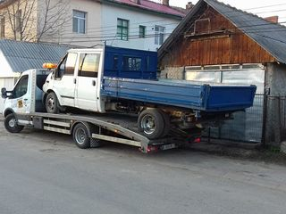 Evacuator Chisinau, Evacuator Non-Stop Chișinău! 247