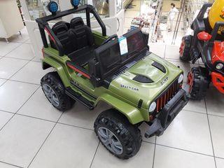 Джип новый детский 5 моторов 3300 лея.