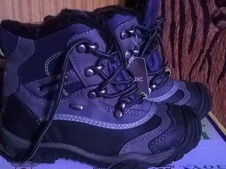 Новые ботинки 27, 30, 31-ый размер, качество европейское!