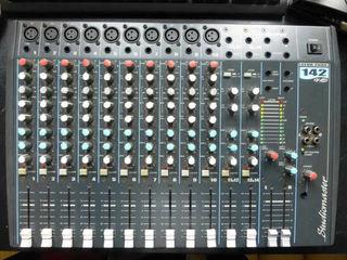 Микшеры  Studiomaster Soundlab Soundcraft  Англия недорого!