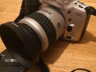 Aparat de fotografiat Minolta Dynax 500Si
