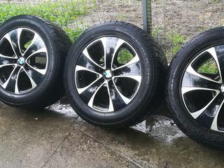 4x discuri R18 pt BMW X5 cu cauciucuri 255 55 R18