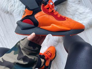 Adidas Y-3 Kaiwa Icon Orange Black Unisex