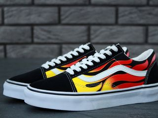 Vans Old Skool Flame Unisex