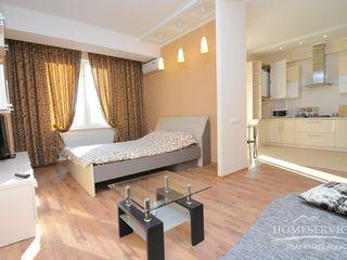 Центр Кишинёва! Посуточно квартира гостиничного типа - как номер в отеле 5*