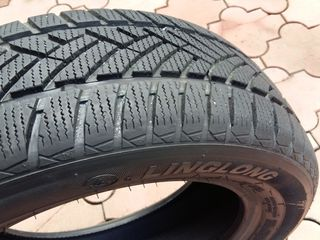 185/60 R15 - 4 шт. отличных зимних шин.