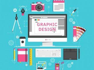 Логотипы, фирменный стиль, дизайн рекламных материалов!