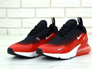 Nike Air Max 270 Red & Black