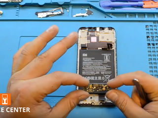 Xiaomi Mi Max 2 Не заряжается телефон, восстановим разъем!