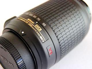 Nikon 55 200Vr
