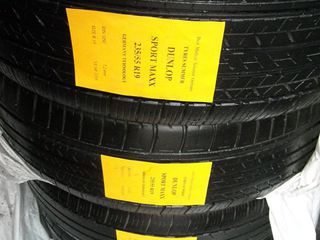 Dunlop 235/55 R19 летняя -Срочно