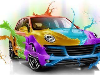 Автосервис профессиональная покраска рихтовка / Servicii reparatie auto, vopsire, imbracare salon