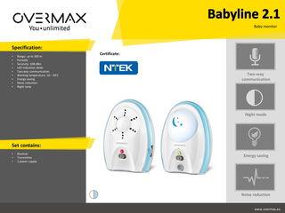 Interfon babyline 2.1
