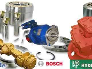 Repararea motoarelor hidraulice și a pompelor hidraulice de orice complexitate!