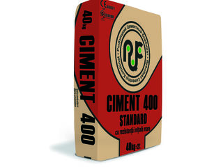 Ciment în saci marca 400 standard