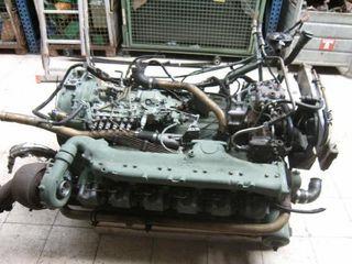 Mercedes O 405 N , om 447 ,motor , двигатель в сборе ,автобус