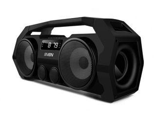 Boxă portabilă Sven PS-465, 18 W, Black în credit