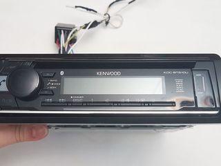 Автомагнитола Kenwood c Bluetooth оригинал