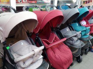 Carucioare de plimbare pentru copilasi.