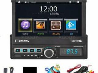 Новые Магнитолы с выдвижным экраном на Android,3G, Wifi,BT,USB,GPS,MP4 Камера в подарок!