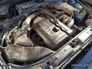 Двигатель 1.8 ADR / ЕА827 / VAG Audi, Volkswagen...