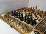 нарды шахматы картина резная*Инь Янь*