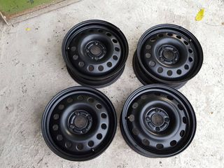 4 Discuri R15 4x108mm  Ford Fusion, Fiesta, Focus