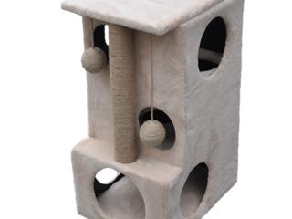 Доставка когтеточки и игровые комплексы для кошек.Доставка на дом!