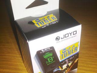 Guitar Tuner Joyo JT-01 + Battery included = 80 MDL