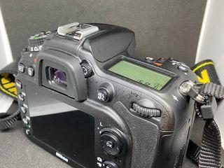 Nikon d7200 Kit full