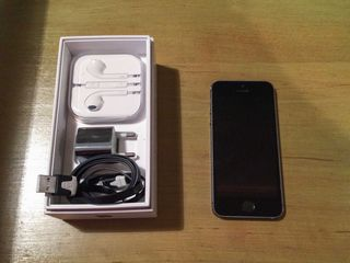 iPhone 5S 16 GB neverlock - space gray