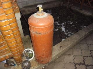 Butelie de gaz