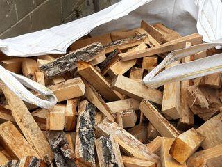 Vindem lemne de foc mix sepcii tari si moi - frasin, stejar, carpen, pin si plop