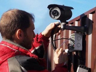 ремонт и настройка систем видеонаблюдения
