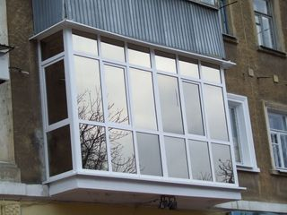 Расширение и переделка балконов. Demolarea,alungirea balcoane modificarea si extinderea balcoanelor.
