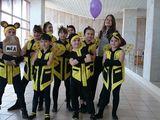 Dansuri pentru copii la Riscani
