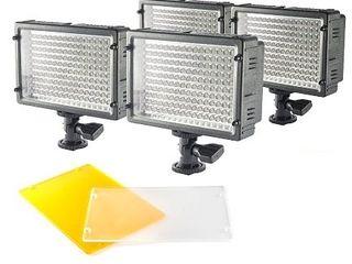 Светодиодный накамерный осветитель Triopo TTV-160 LED.