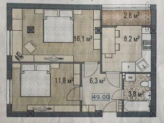 Apartament 50m2