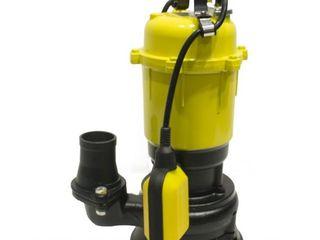 Дренажно-фекальный насос 1.1 кВт Maxima WQD/Pompă de drenaj-fecal/Garantie/Livrare/1520 lei