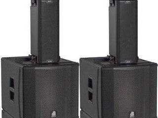 Звуковое оборудование для вашего праздника