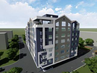 apartament 1,2,3 camere in centrul orasului Cahul . Direct de la constructor!