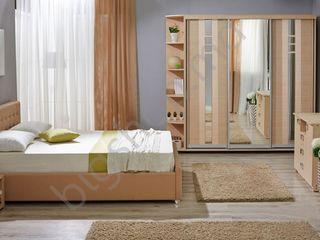 Dormitor Ambianta RIO (Paltin)