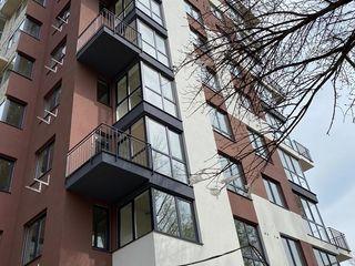 Apartament cu o odaie 43,5 m2. dat in exploatare!