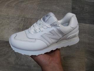 New Balance 574  -white