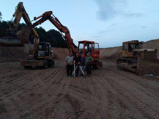 Excavari ,constructii iazuri si lacuri de acumalare cu si fara geomembrana