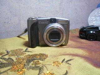 Продам Компактный фотоаппарат Canon PowerShot A710IS